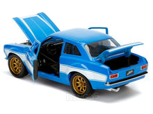 "Load image into Gallery viewer, ""Fast & Furious"" Brian's 1974 Ford Escort RS2000 Mk 1 1:24 Scale - Jada Diecast Model Car"