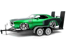 Load image into Gallery viewer, Diecast Car Trailer 1:24 Scale - MotorMax Diecast Model