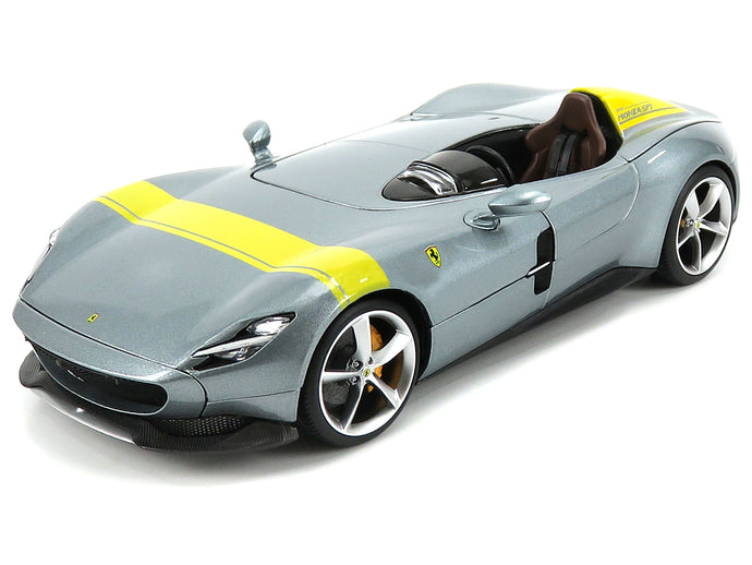 Ferrari Monza SP1 1:18 Scale - Bburago Diecast Model Car