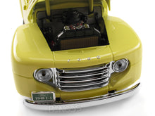 Load image into Gallery viewer, 1948 Ford F-1 Pickup 1:18 Scale - Yatming Diecast Model Car (Yellow)