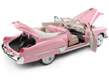 Load image into Gallery viewer, 1949 Cadillac Coupe de Ville 1:18 Scale - Yatming Diecast Model Car (Pink)