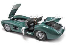 Load image into Gallery viewer, 1959 Aston Martin DBR1 #5 1:18 Scale - Shelby Collectables Diecast Model Car (Green)