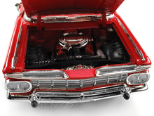 Load image into Gallery viewer, 1959 Chevy Impala Convertible 1:18 Scale - Yatming Diecast Model Car (Red)