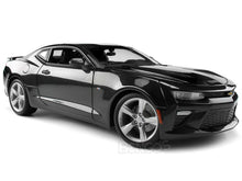 Load image into Gallery viewer, 2016 Chevy Camaro SS 1:18 Scale - Maisto Diecast Model Car (Grey)