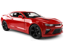 Load image into Gallery viewer, 2016 Chevy Camaro SS 1:18 Scale - Maisto Diecast Model Car (Red)