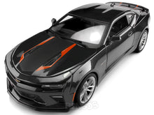 "Load image into Gallery viewer, 2017 Chevy Camaro SS ""FIFTY (50) Years Anniversary"" 1:18 Scale - Maisto Diecast Model (Grey)"