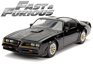 """Fast & Furious"" Tego's 1977 Pontiac Firebird 1:24 Scale - Jada Diecast Model Car"