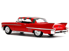 "Load image into Gallery viewer, ""A Nightmare On Elm Street"" - 1958 Cadillac Series 62 w/ Freddy Figure 1:24 Scale - Jada Diecast Model Car"
