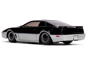 """K.A.R.R."" - Knight Rider w/ Working Lights 1:24 Scale - Jada Diecast Model Car"