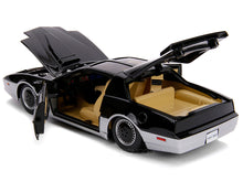 "Load image into Gallery viewer, ""K.A.R.R."" - Knight Rider w/ Working Lights 1:24 Scale - Jada Diecast Model Car"
