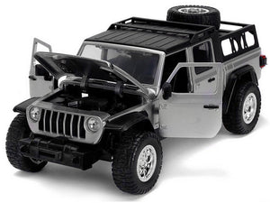 """Fast & Furious"" 2020 Jeep Gladiator 1:24 Scale - Jada Diecast Model Car"
