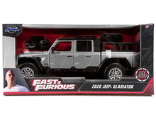 "Load image into Gallery viewer, ""Fast & Furious"" 2020 Jeep Gladiator 1:24 Scale - Jada Diecast Model Car"