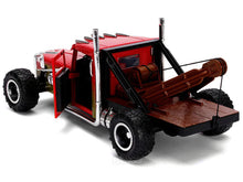"Load image into Gallery viewer, ""Fast & Furious"" Hobb's & Shaw - Custom Peterbilt 1:24 Scale - Jada Diecast Model Car"