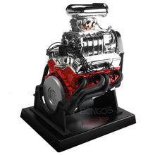 Load image into Gallery viewer, Chevrolet Blown Hot Rod 1:6 Scale Replica Engine - Liberty Classics Model