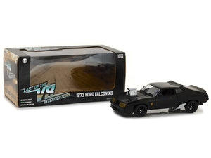 """Last of the V8 Interceptors"" 1973 Ford Falcon XB Coupe (Mad Max) 1:24 Scale - Greenlight Diecast Model Car"