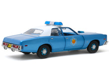 "Load image into Gallery viewer, ""Smokey And The Bandit"" 1975 Plymouth Fury Arkan 1:24 Scale - Greenlight Diecast Model Car"
