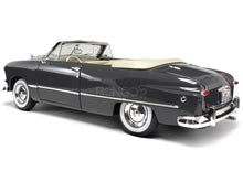 Load image into Gallery viewer, 1949 Ford Convertible 1:18 Scale - Maisto Diecast Model Car (Grey)