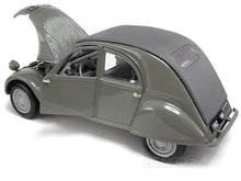 Load image into Gallery viewer, 1952 Citroen 2CV 1:18 Scale - Maisto Diecast Model Car (Grey)