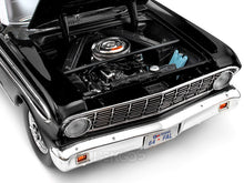 Load image into Gallery viewer, 1964 Ford Falcon Coupe 1:18 Scale- Yatming Diecast Model Car (Black)