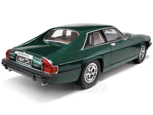 1975 Jaguar XJS Coupe 1:18 Scale - Yatming Diecast Model Car (Green)