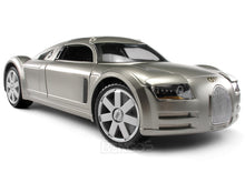Load image into Gallery viewer, Audi Supersportwagen Rosemeyer 1:18 Scale - Maisto Diecast Model Car (Silver)