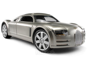 Audi Supersportwagen Rosemeyer 1:18 Scale - Maisto Diecast Model Car (Silver)