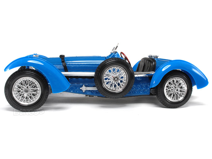 1934 Bugatti Type 59 1:18 Scale - Bburago Diecast Model Car