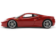 Load image into Gallery viewer, Ferrari 488 GTB 1:18 Scale - Bburago Diecast Model Car (Red)