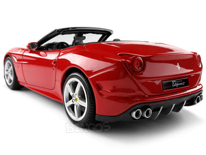 Ferrari California T 1:18 Scale - Bburago Diecast Model (Red)