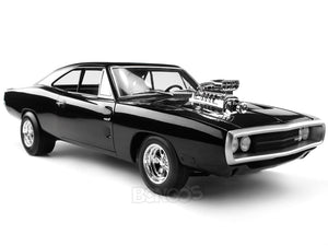 """The Fast and The Furious"" 1970 Dodge Charger R/T - Heritage Version 1:18 Scale - Hot Wheels Diecast Model Car"