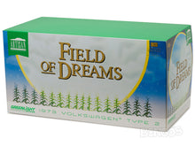 "Load image into Gallery viewer, ""Field of Dreams"" 1973 VW Type 2 Bus (T2B) 1:18 Scale - Greenlight Diecast Model Car (Red)"
