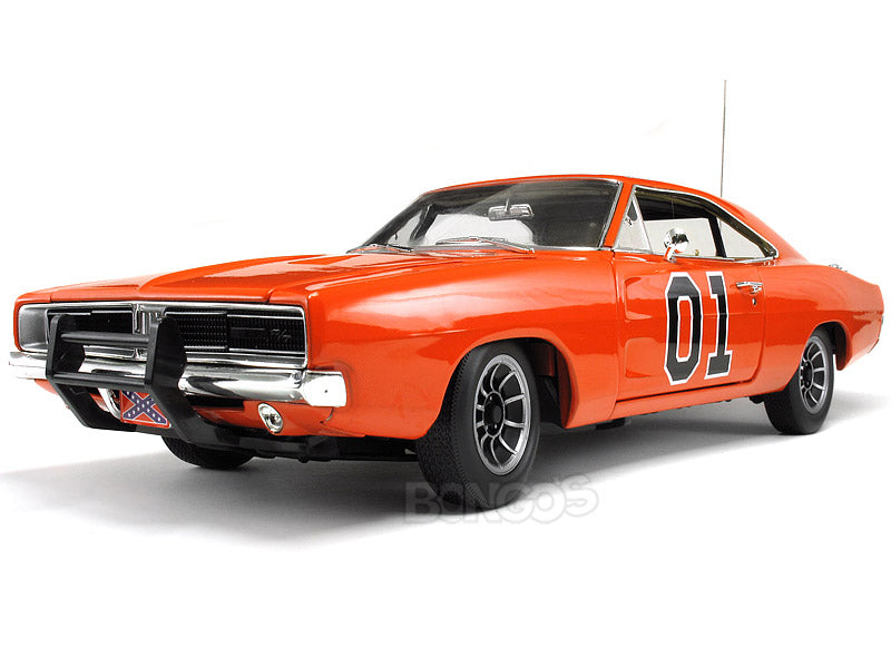 1969 Dodge Charger R/T Dukes of Hazzard General Lee