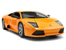 Load image into Gallery viewer, Lamborghini Murcielago LP640 1:18 Scale - Maisto Diecast Model Car (Orange)