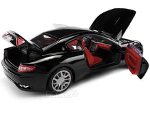 Load image into Gallery viewer, Maserati Granturismo (Gran Turismo) 1:18 Scale - MotorMax Diecast Model Car (Black)