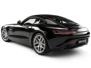 Mercedes-Benz AMG GT 1:18 Scale - Maisto Diecast Model Car (Black)