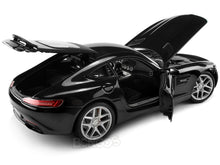 Load image into Gallery viewer, Mercedes-Benz AMG GT 1:18 Scale - Maisto Diecast Model Car (Black)