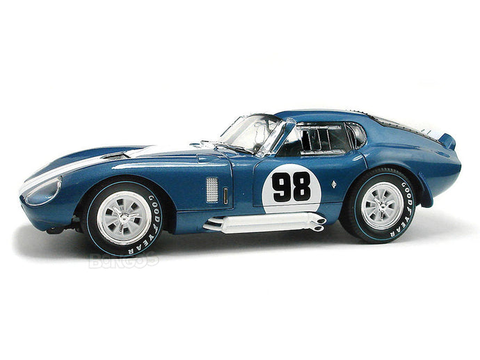 1965 Shelby Cobra Daytona #98 1:18 Scale - Shelby Collectables Diecast Model