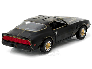 """Smokey and the Bandit II"" 1980 Pontiac Trans Am (T/A) Firebird 1:24 Scale - Greenlight Diecast Model Car"