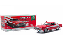 "Load image into Gallery viewer, ""Starsky & Hutch"" 1976 Ford Gran Torino 1:18 Scale - Greenlight Diecast Model"