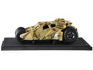 "Batmobile ""The Dark Knight Trilogy"" 1:18 Scale - Hot Wheels Diecast Model (Camo)"