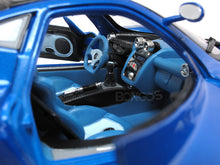 Load image into Gallery viewer, Pagani Zonda C12 1:18 Scale - MotorMax Diecast Model Car (Blue)