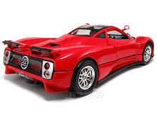 Load image into Gallery viewer, Pagani Zonda C12 1:18 Scale - MotorMax Diecast Model Car (Red)