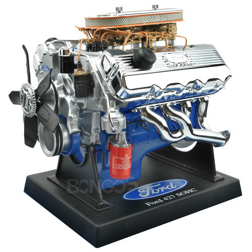 Ford 427 SOHC 1:6 Scale Replica Engine - Liberty Classics Model
