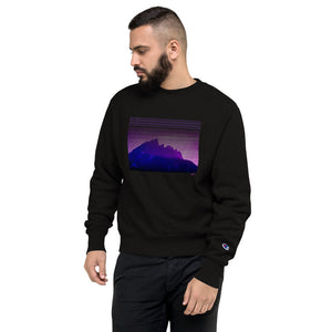 JE - Vapor Wave 2 - Champion Sweatshirt