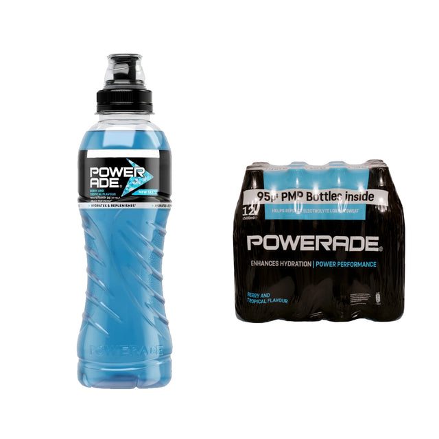 Powerade Berry & Tropical