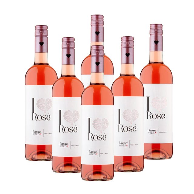 I Heart Rose Wine