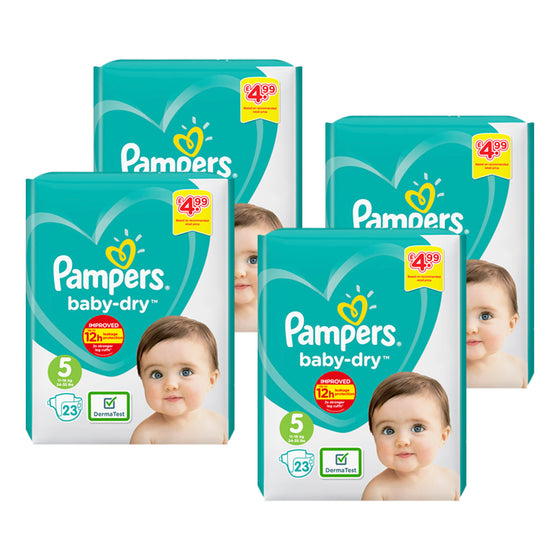 Pampers Baby Dry Carry Pack
