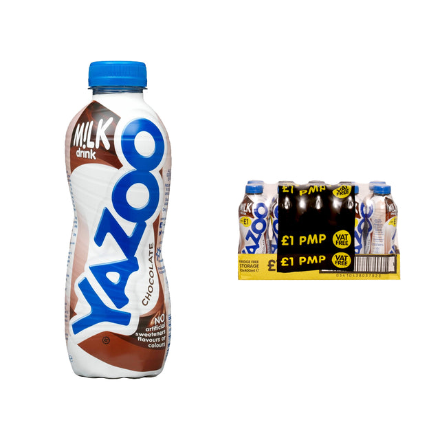 Yazoo Milkshake Chocolate