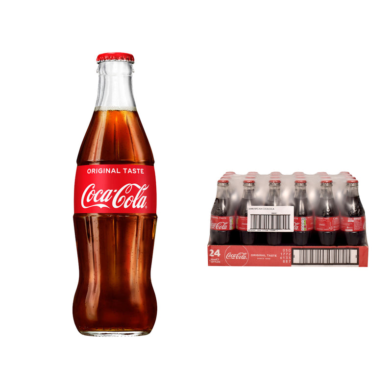 Coca Cola Glass Bottle