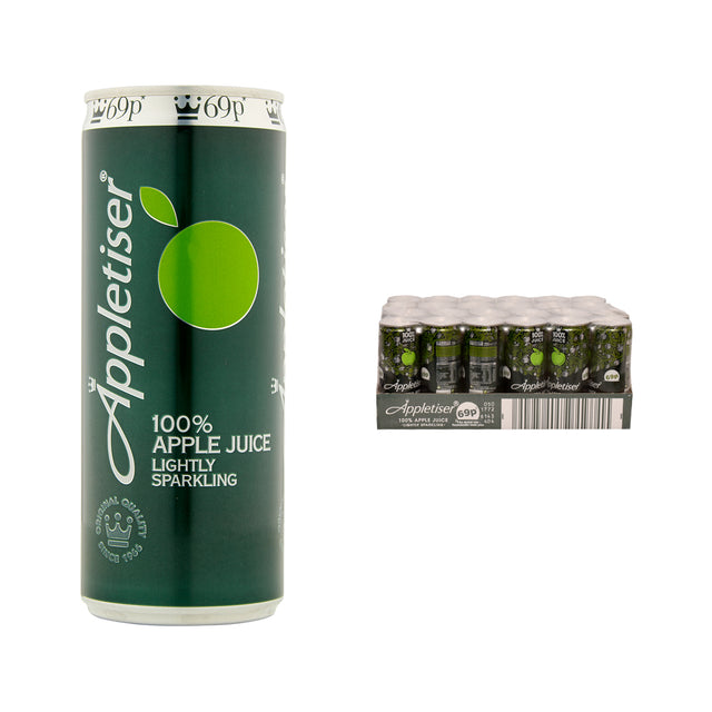 Appletiser Cans